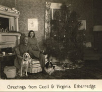 Hutson and Virginia Etherredge